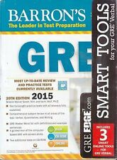 Barron s New GRE  The Leader In Test Preparation 2015  With CD-ROM