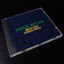 Hanoi Rocks - Tracks From A Broken Dream JAPAN CD PHCR-3111 #141-4