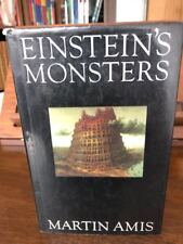 Einstein's Monsters, Martin Amis, Jonathan Cape, 1987, First Edition First Print
