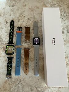 Apple Watch series 3 Silver/Grey LTE. Good Condition