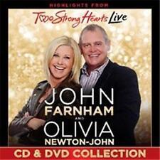Two Strong Hearts [Deluxe Edition] * by John Farnham/Olivia Newton-John (CD, Mar-2017)