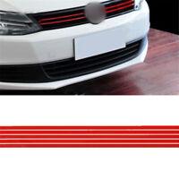 40CM ADESIVI GRIGLIE GRIGLIA STICKER FOR VW GOLF 2 3 4 5 6 7 V VI GTI JETTA !