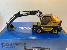 CONRAD NZG VOLVO EW160B WHEEL EXCAVATOR