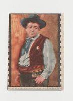 Lou Costello circa 1950 Nannina  Trading Card - Film Frame Design AC#4 Italy E4