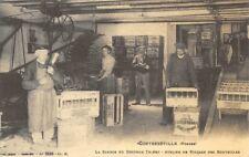 Contrexéville - la source du docteur Thiéry - Atelier de rinçage des bouteilles