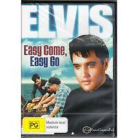 DVD ELVIS EASY COME EASY GO Presley Dodie Marshall '67 COMEDY MUSIC ADV R4 [BNS]