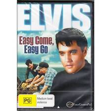 DVD ELVIS EASY COME EASY GO Presley Dodie Marshall '67 COMEDY MUSIC ADV R4 [BNS]