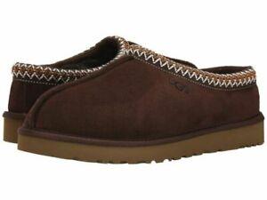 [5950-CHO] UGG Men's Tasman Casual Clog Slippers Chocolate *NEW*