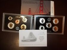 2018s Silver Reverse Proof Set – OGP/COA Included - 50th Anniv of US Proof Sets