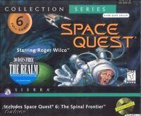 SPACE QUEST 1 2 3 4 5 6 COLLECTION +1Clk Windows 10 8 7 Vista XP Install