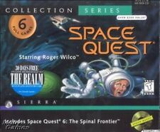 SPACE QUEST 1 2 3 4 5 6 COLLECTION +1Clk Windows 10 8 7 Vista XP Install