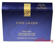 Estee Lauder PureColor (01 Topaz Chameleon) Illuminating Powder Gelee New In Box