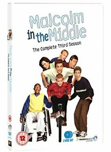 Malcolm in the Middle: The Complete Third Season [DVD][Region 2]