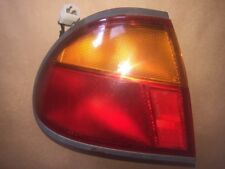 95-98 MAZDA PROTEGE LH LEFT DRIVER SIDE TAIL LIGHT HOUSING WITH LENS