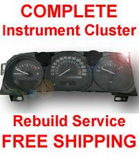 Buick Lesabre Speedometer Instrument Gauge Cluster Panel Complete Repair