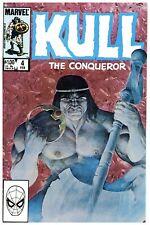 Kull the Conqueror #4 NM