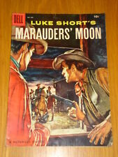 FOUR COLOUR #848 VG (4.0) LUKE SHORTS MARAUDERS MOON 1957 DELL WESTERN COMIC