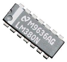 LM380N Potencia de Audio Amplificador 2.5 W DIP14 IC LM380 Amp