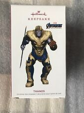 Marvel Legends Thanos Christmas Tree Ornament Brand New