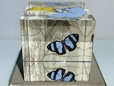 Vintage, Paperweight, Fringe Studio, Butterfly # 911009