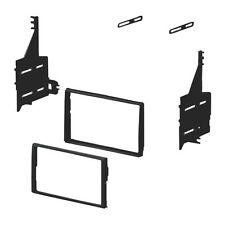 NEW DOUBLE 2 DIN CAR STEREO DASH INSTALL CD PLAYER RADIO INSTALLATION KIT