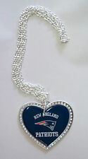 New England Patriots Charmimg Necklace X Large