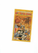 THE FIRST OFFICIAL NFL TRIVIA BOOK-Ted Brock and Jim Campbell
