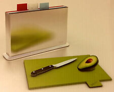 NIB--Joseph Joseph Index Chopping Board Set-ship free
