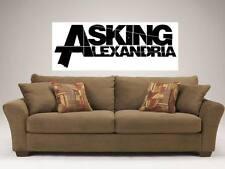 "ASKING ALEXANDRIA MOSAIC 48""X16"" WALL POSTER METALCORE DANNY WORSNOP"