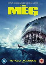 The Meg [DVD] [2018] [DVD]