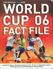 ITV's WORLD CUP 06 FACT FILE - 2006 - 80 pages