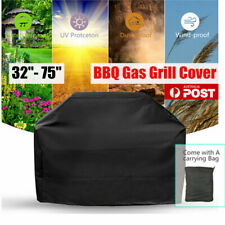Large 75'' BBQ Gas Grill Cover Barbecue Waterproof Outdoor Heavy Duty Protection