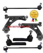 Fiat Punto Grande 2005 on Front Wishbone Arms, Track Rod Ends & Drop Links x 2