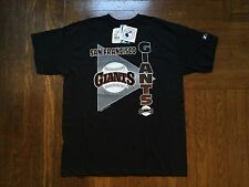 vintage san francisco giants shirt starter mens size XL deadstock NWT 1994 USA