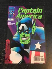 Captain America#6 Incredible Condition 9.0(1998) Skrull Cover!