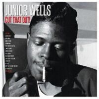 Junior Wells Cut that Out 180g 2 LP Gatefold Vinyl Record Eagle Rock + More
