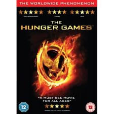 The Hunger Games R2 DVD Post With 3d Book Mark