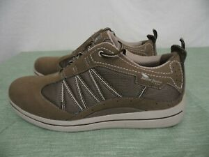 DREW - Womens 10 M - BROWN - Lace Up Comfort Casual Walking Oxfords Shoes