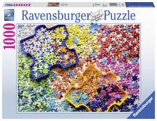 RAVENSBURGER PUZZLE*1000 TEILE*VIELE BUNTE PUZZLETEILE*RARITÄT*OVP