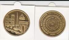 Parijs 2000 39 mm - Eifeltoren / Arc de Triomphe (f027)