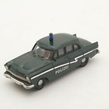 Brekina 1:87 Schnäppchen ! Ford Taunus 17m Polizei, siehe Bilder o. RI2760