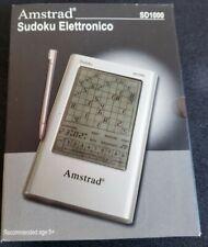 Juego Amstrad electrónico Sudoku de mano panel táctil SD1000