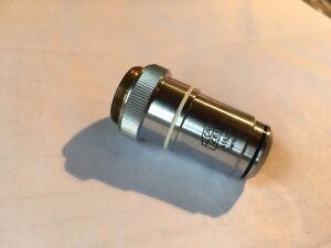Zeiss Mikroskop Microscope Objektiv Neofluar 100/1,30 Oel 160/- (4152812)