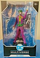DC Multiverse THE JOKER REBIRTH 7 Inch McFarlane Toys