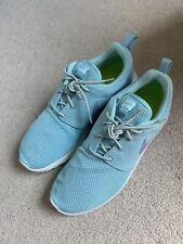 Nike Rosherun One Glacier Wmn sz 11 Men 9.5 511882 402 white dunk sb jordan air