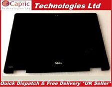 "New Dell Inspiron 13.3"" 934040850938 Touchscreen Digitizer Panel Round Frame"