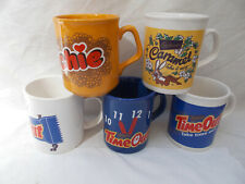 Cadbury's Mug x 5 - Crunchie Caramel Time Out - Lot A