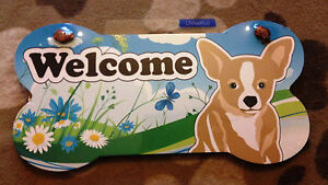 Chihuahua - Wall sign/plaque