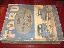 1958 Ford Truck ORIGINAL! Parts Catalog_F-100/F-250/F-350 to 1100_T,C,P,B Models