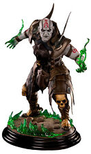 MORTAL KOMBAT X - Quan Chi 1/4 Scale Statue (Pop Culture Shock) #NEW